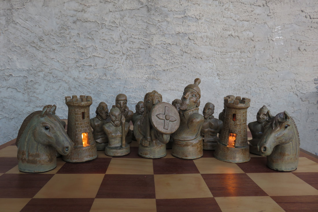 Perfect A Chess Set Maker From Pennsylvania